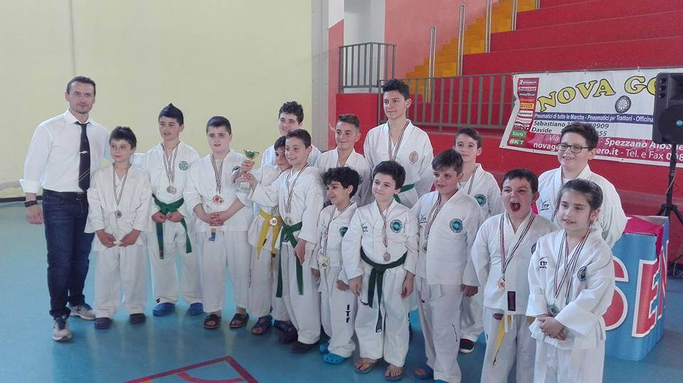 Report 2017 South Italy Open Championship