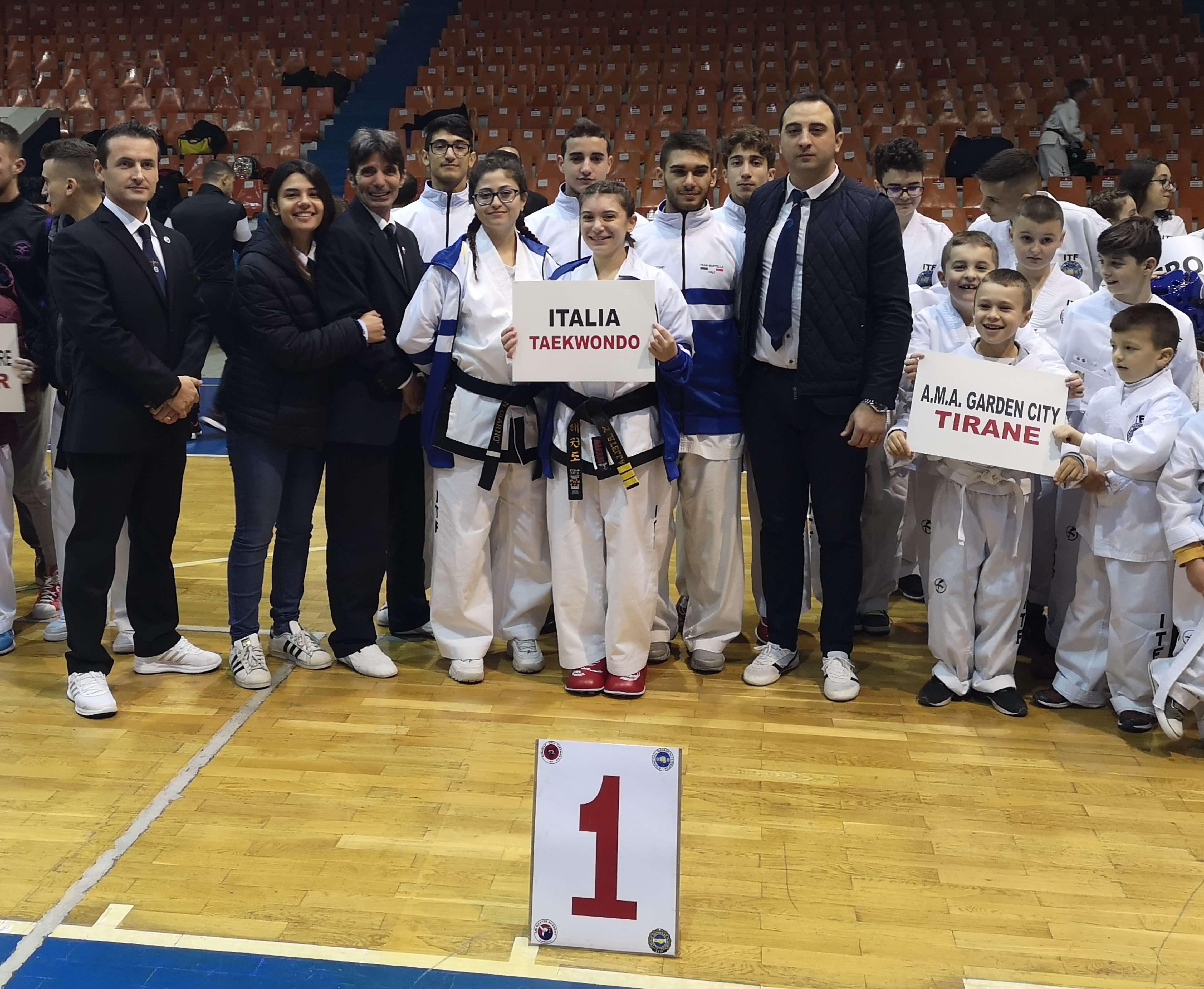 Albanian Open Taekwon-Do Championship 2018